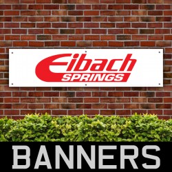 Eibach Springs Performance PVC Banner