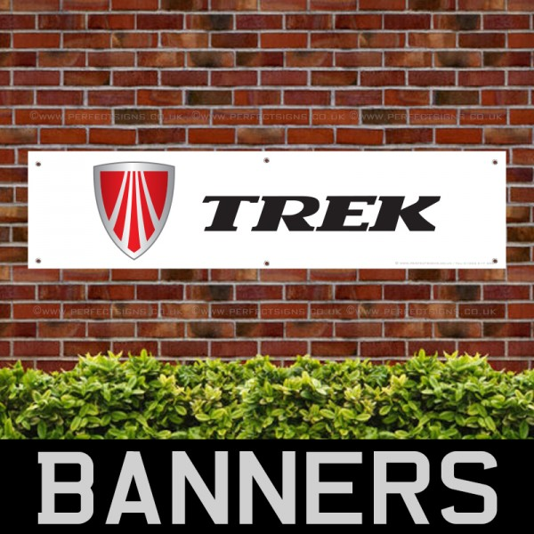 TREK Bicycles PVC Banner