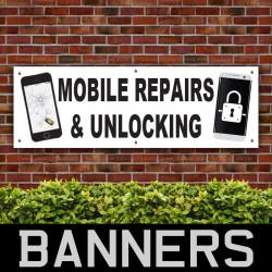 Mobile Phone Repair Banner