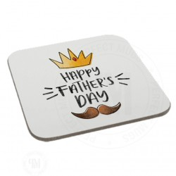 Happy Fathers Day New Gift Coaster
