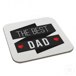 The Best Dad Coaster