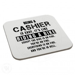 Being a Cachier is Easy It is Like Riding a Bike Coaster