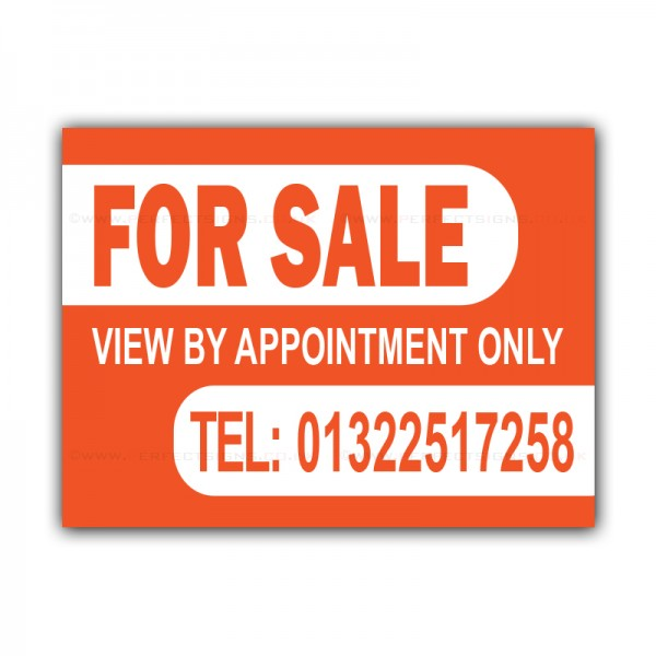 FOR SALE Correx Sign Board