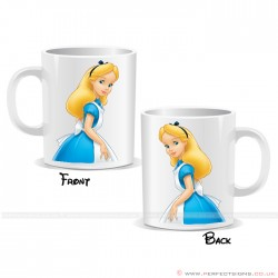 Alice in Wonderland Disney Mug