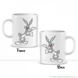 Bugs Bunny Cartoon Character Mug