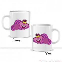 Cheshire Cat Disney Cartoon Character Mug