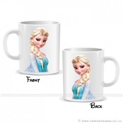 Frozen Elsa Disney Cartoon Character Mug
