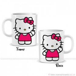 Hello Kitty Cartoon Character Mug