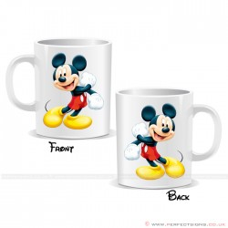 Mickey Mouse Disney Cartoon Character Mug