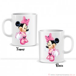 Minnie Mouse Disney Cartoon Character Mug