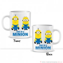 DESPICABLE ME Minions Cartoon Character Mug