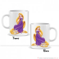 Rapunzel Disney Cartoon Character Mug