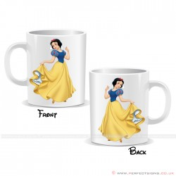 Snow White Disney Cartoon Character Mug