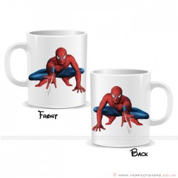 Spiderman Marvel Cartoon Character Mug
