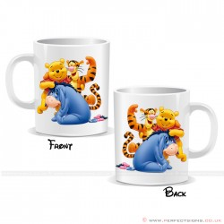 Winnie The Pooh Disney Cartoon Character Mug
