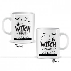 Witch Please Halloween Mug