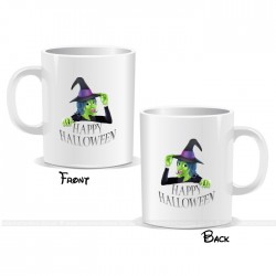 Witch Hat Happy Halloween Mug