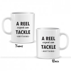 A Reel Expert Can Tackle Anything Mug