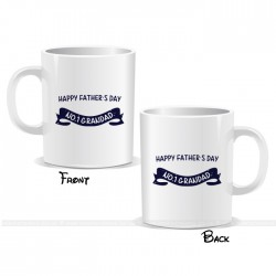 No 1 Grandad Father's Day Mug