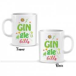 Gingle Bells Christmas Mug