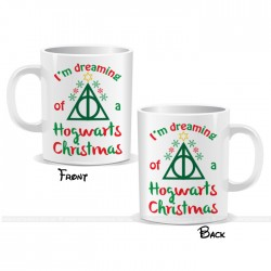 I'm Dreaming Of A Hogwarts Christmas Mug