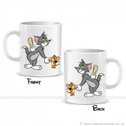 Tom & Jerry Friends Mug