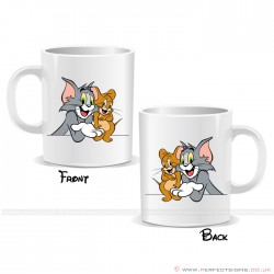 Tom & Jerry Close Characters Mug