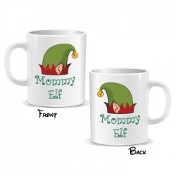 Mommy Elf Mug