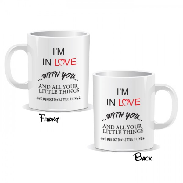Im In Love With You Mug