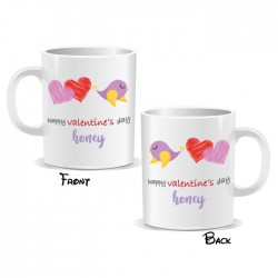 Happy Valentines Day Honey Mug