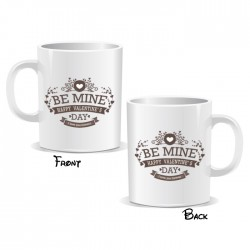 Be Mine Happy Valentines Mug
