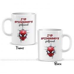 Im Spidermans Girlfriend Mug