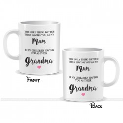 Mum And Grandma Mug