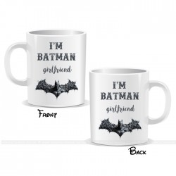 I'm Batman Girlfriend Mug