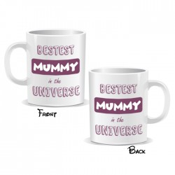 Bestest Mummy In The Universe Mug