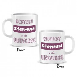 Bestest stepmum In The Universe Mug
