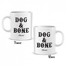 Dog And Bone Mug