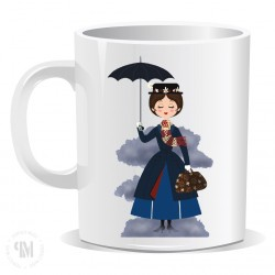 Practically Perfect In Everyway Mary Poppin Mug