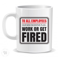 To All Employees Mug
