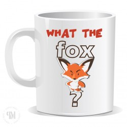 What The Fox Mug
