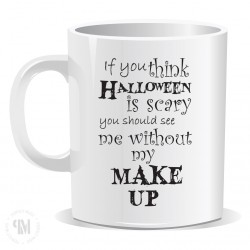 Halloween is Scary Mug