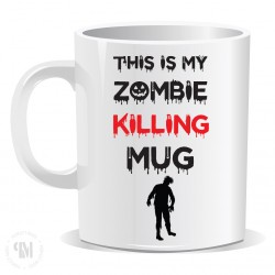 This is My Zombie Mug