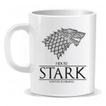 House Stark Winter is Coming  Mug