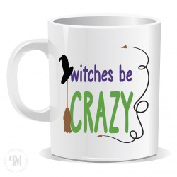 Witches be Crazy Mug