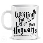 Waiting For My letter From Hogwarts Mug