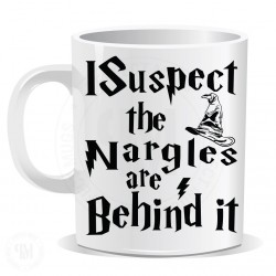 I Suspect The Nargles are Behind it Mug