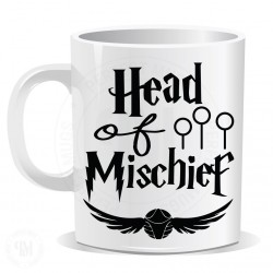 Head of Mischief Mug