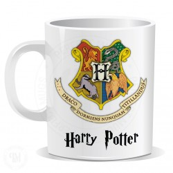 Harry Potter Hogwarts Logo Mug