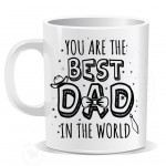 You are the Best Dad in the World Mug
