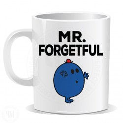Mr Forgetful Mug